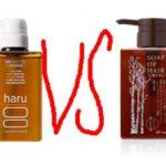 【比較】haruシャンプーとソープオブヘア1シャンプーの成分&価格を元美容師が全力で比較してみた結果!