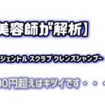 【元美容師が解析】これで3000円?!イネス(ines)シャンプーの成分はイマイチ過ぎでした…